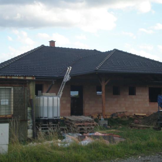 Frýdlant – střecha /novostavba/